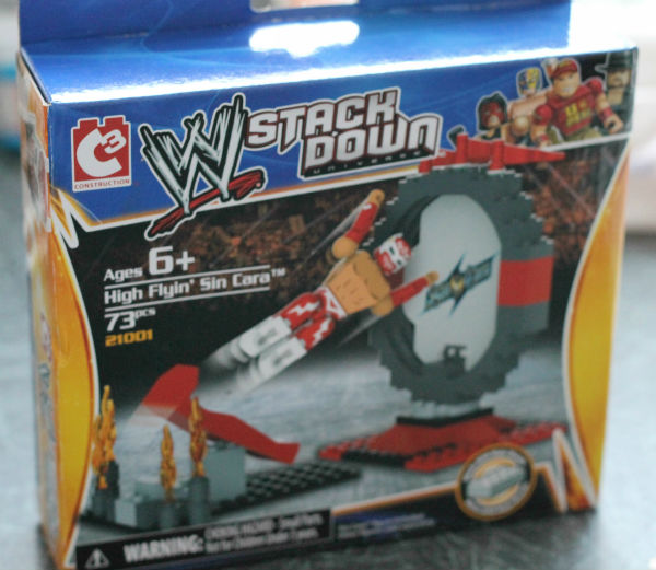 WWE Stackdown Starter Pack Review - In The Playroom