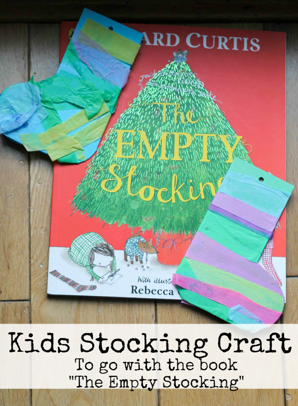 Kids Crafts with Waterstones Christmas Books
