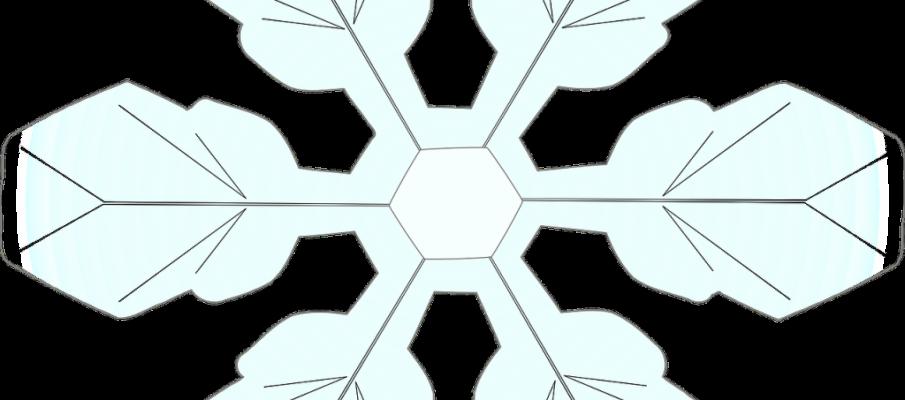 snowflake-34840_1280