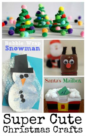 Christmas Crafts for Kids and Tuesday Tutorials Week 43
