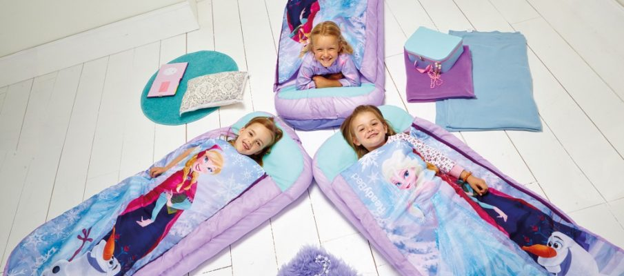 406FZN01E Disney Frozen Junior Ready Bed PKG_03