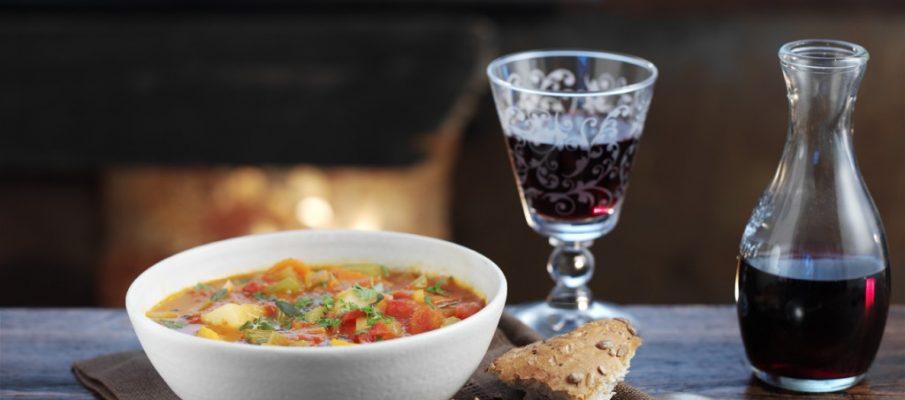 Chunky Vegetable Soup 2