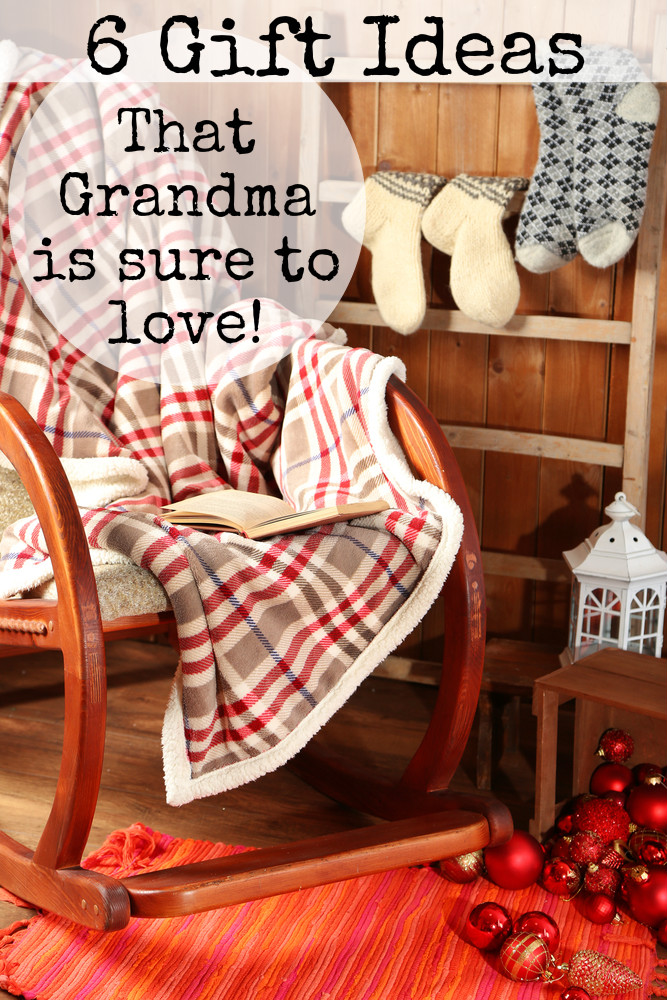 Gift Ideas For Grandma In The Playroom