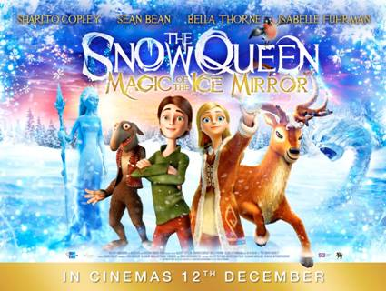 The Snow Queen : Magic of the Ice Mirror
