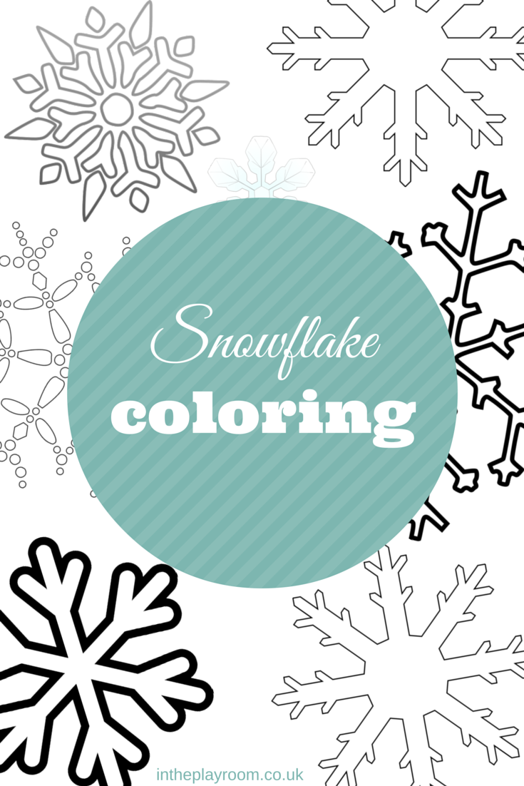 SnowflakePrintable