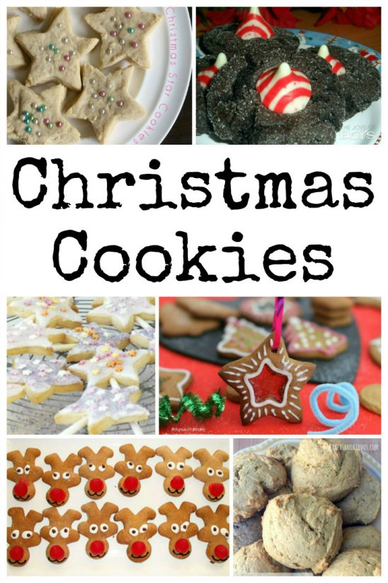 Cookie Recipes and Week 45 Tuesday Tutorials