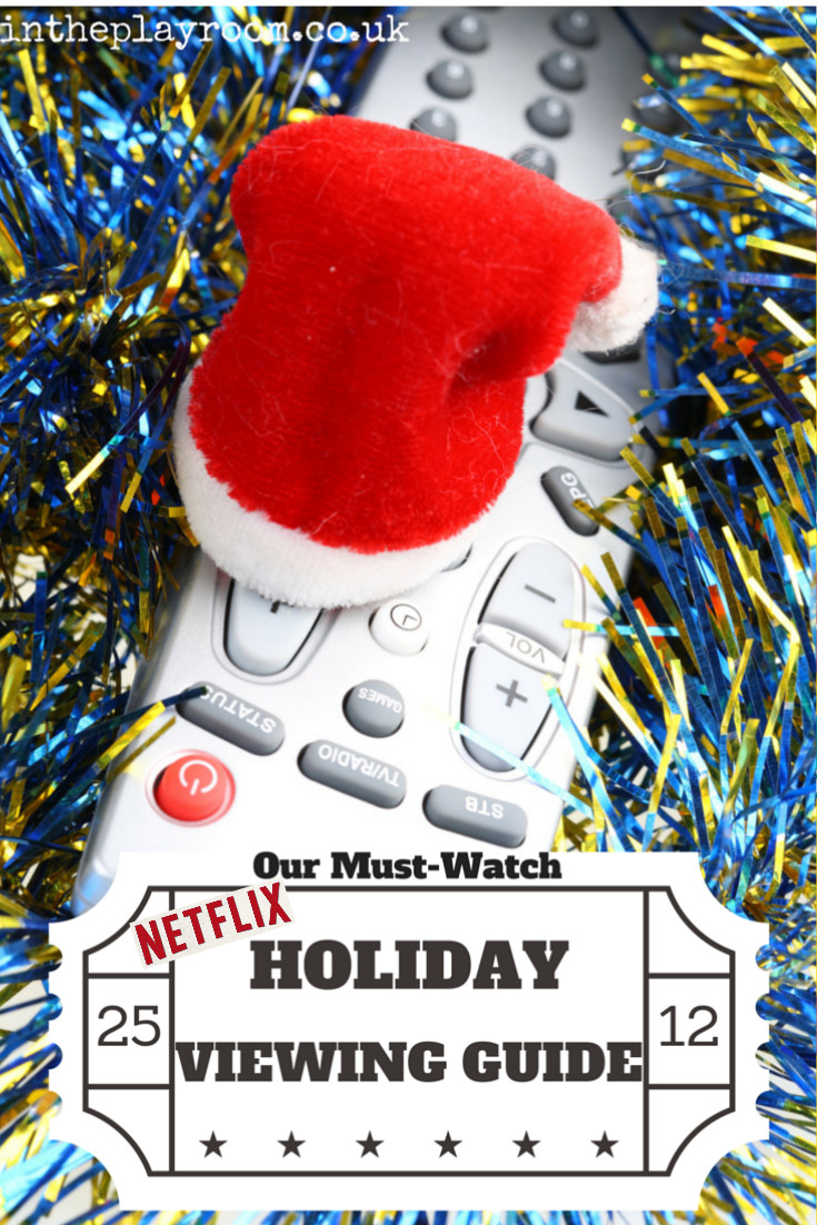 Our Must Watch Guide to Netflix Viewing this Holiday Season