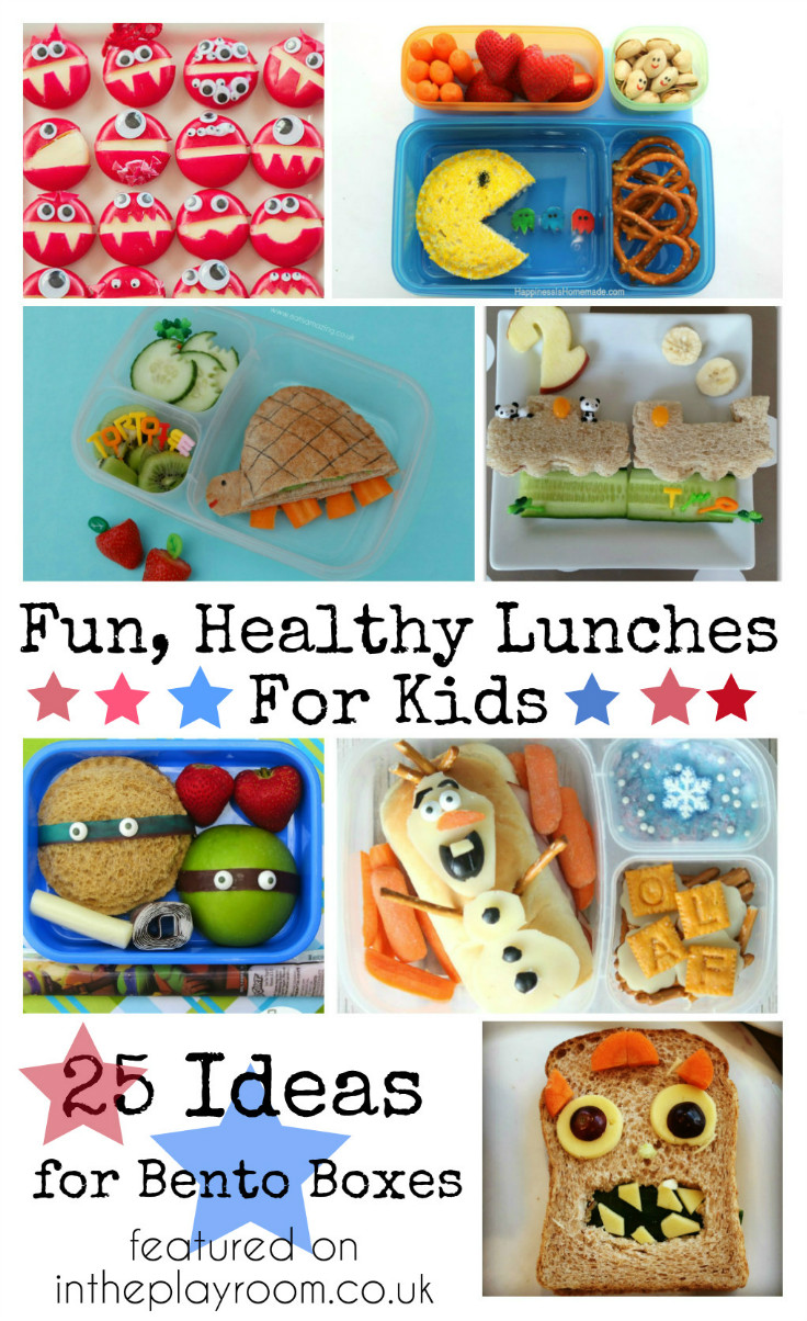 fun and healthy lunch ideas for kids and the mon bento lunch box in the playroom. Black Bedroom Furniture Sets. Home Design Ideas