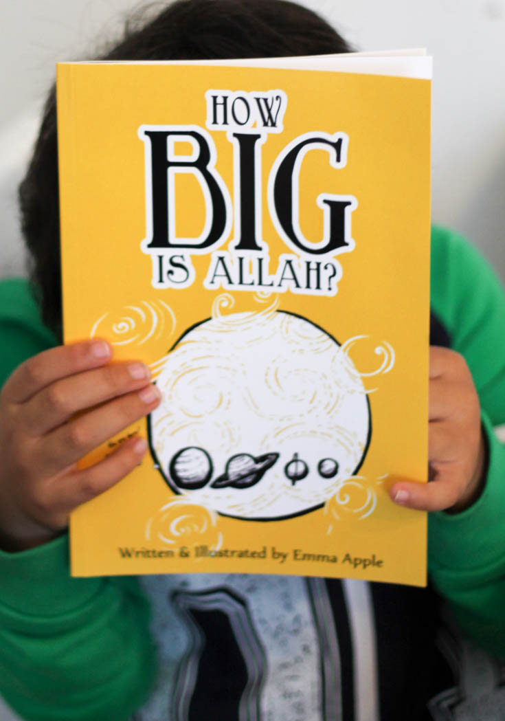 How Big Is Allah : Children's Book