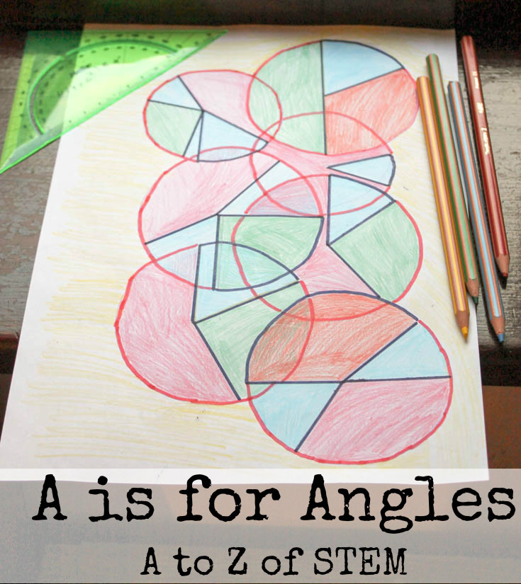 a is for angles