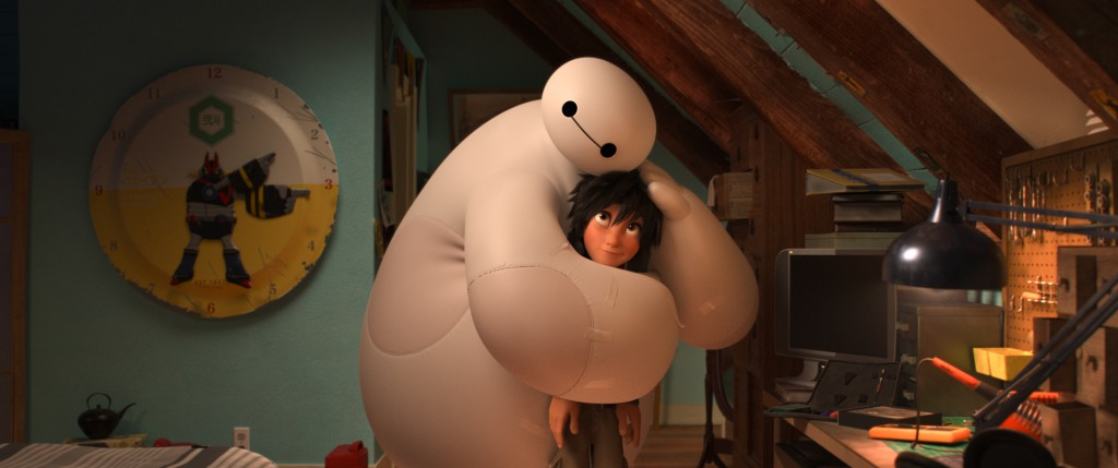 Disney Big Hero 6 Review