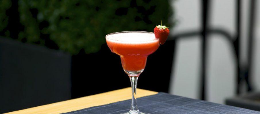strawbmocktail