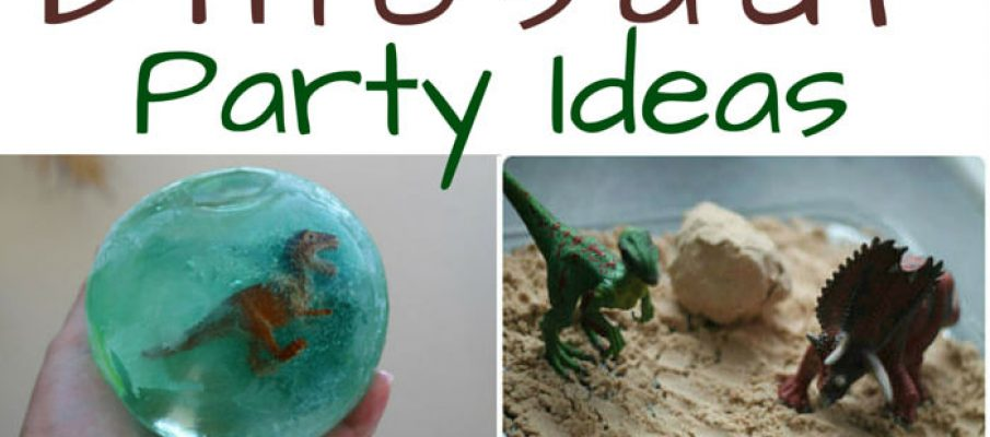 Activities for Boys Dinosaurs