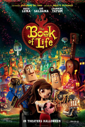 Book of Life Printables and Twitter Viewing Party #BookofLifeBluRay