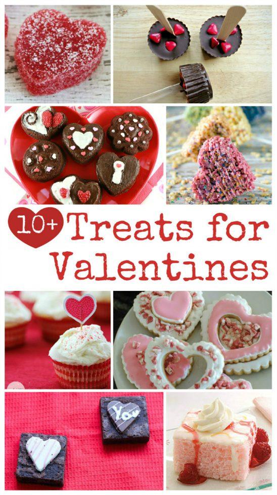 10+ Tempting Valentines Treats