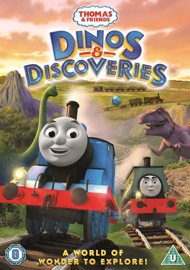 Thomas & Friends : Dinos & Discoveries