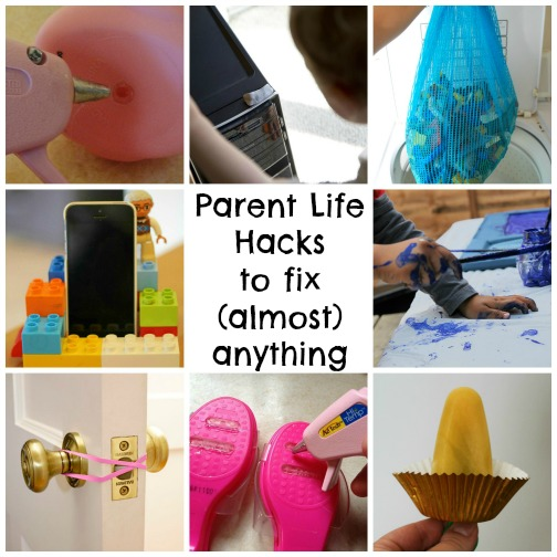 Parenting Hacks to Childproof (Almost) Everything