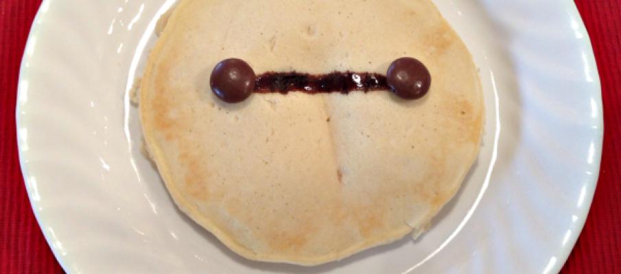 Baymax-Pancakes