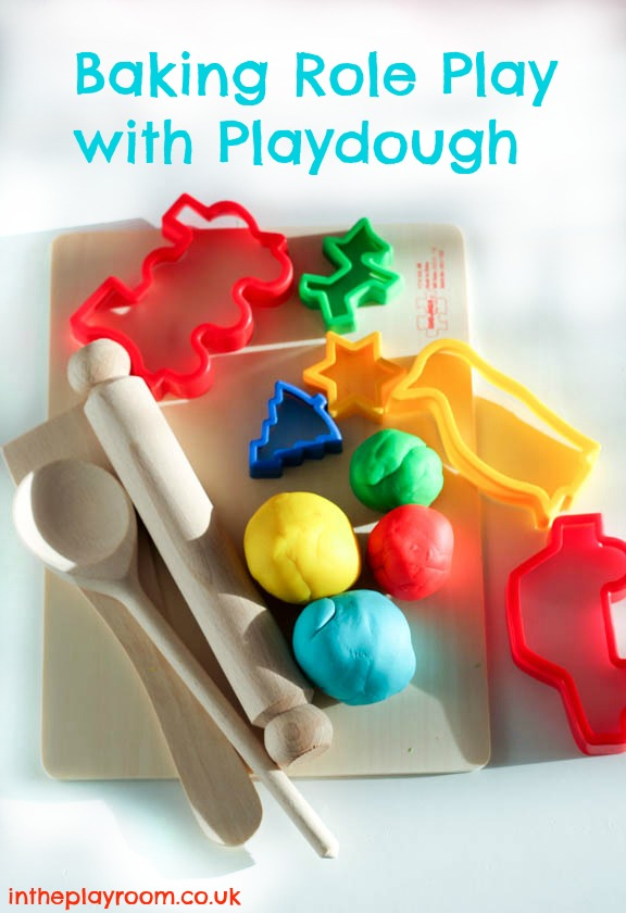 Play With Patterns Prints And Lots Of Accessories For: Baking Role Play With Playdough