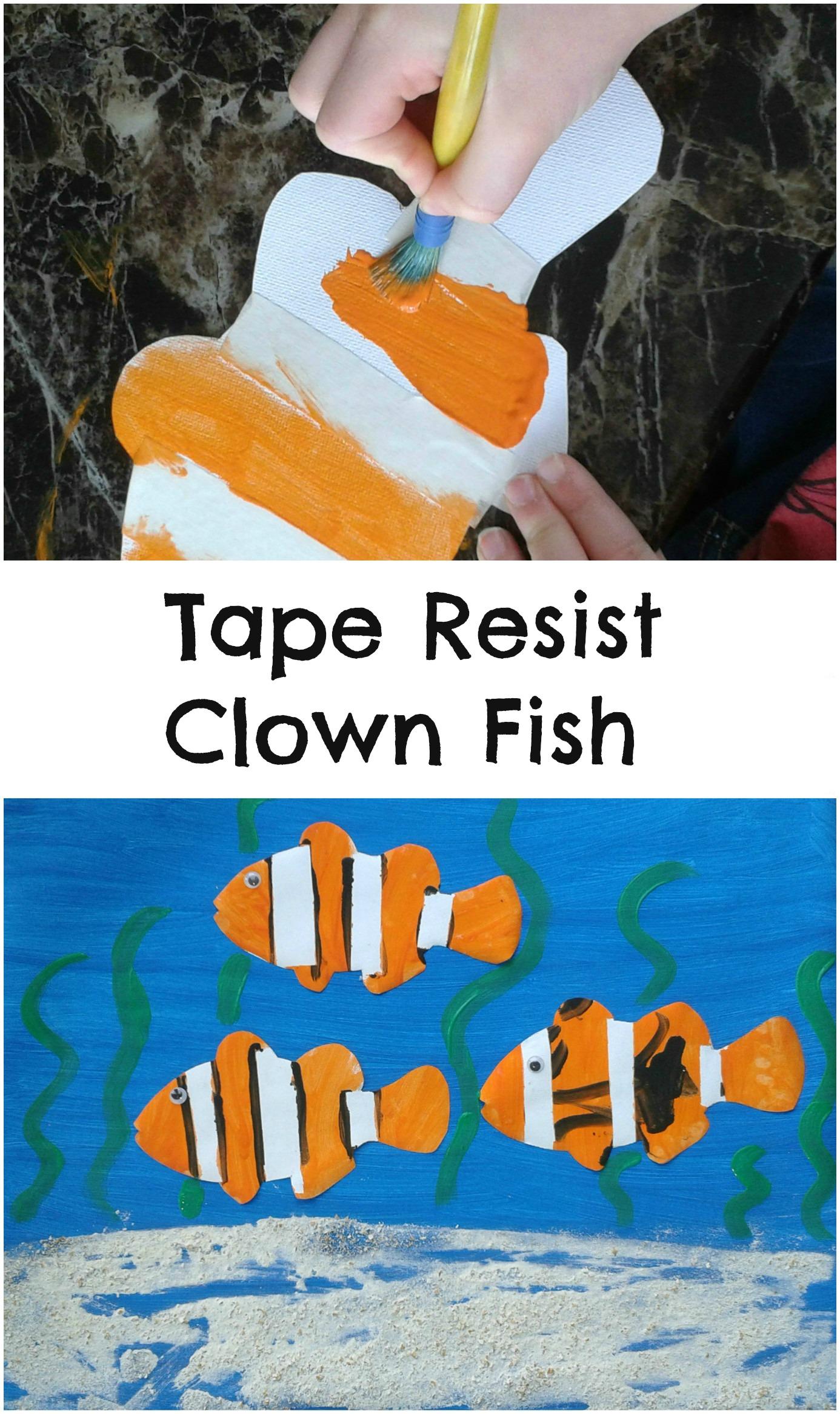 clownfishpin