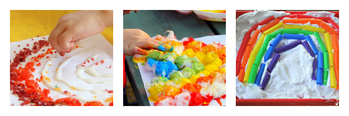 rainbowsensoryart