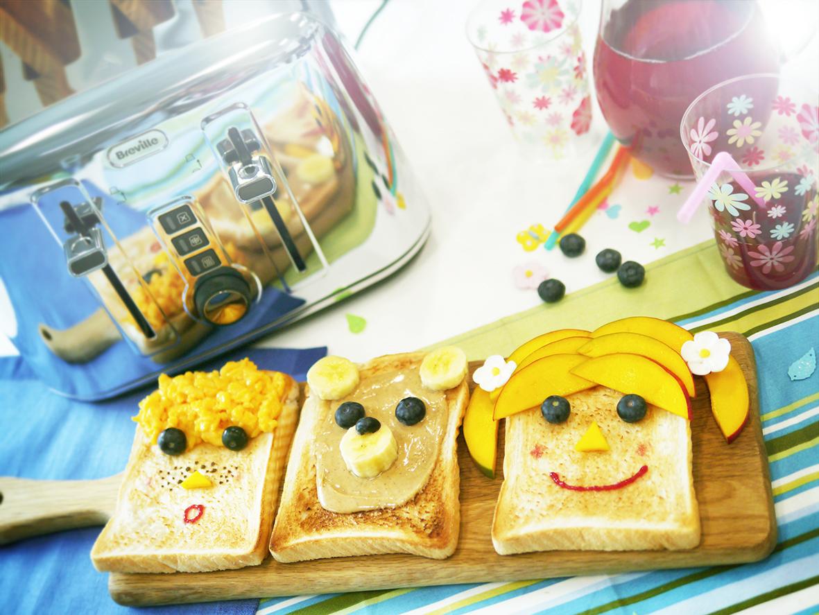 Fun Easter Toast