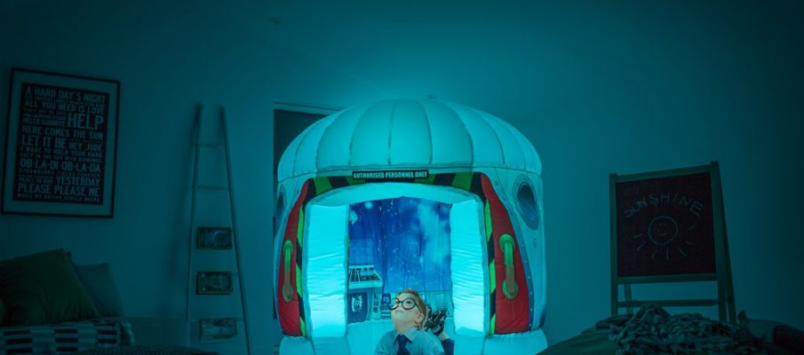 KIDS PODS Galactic Attic Reading Sensory Space