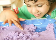 Fun Activities with Cra-Z Sand