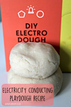 Electric Play Dough