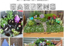 10 Enchanting Fairy Gardens