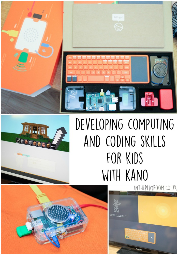 Kano: Computing for Kids