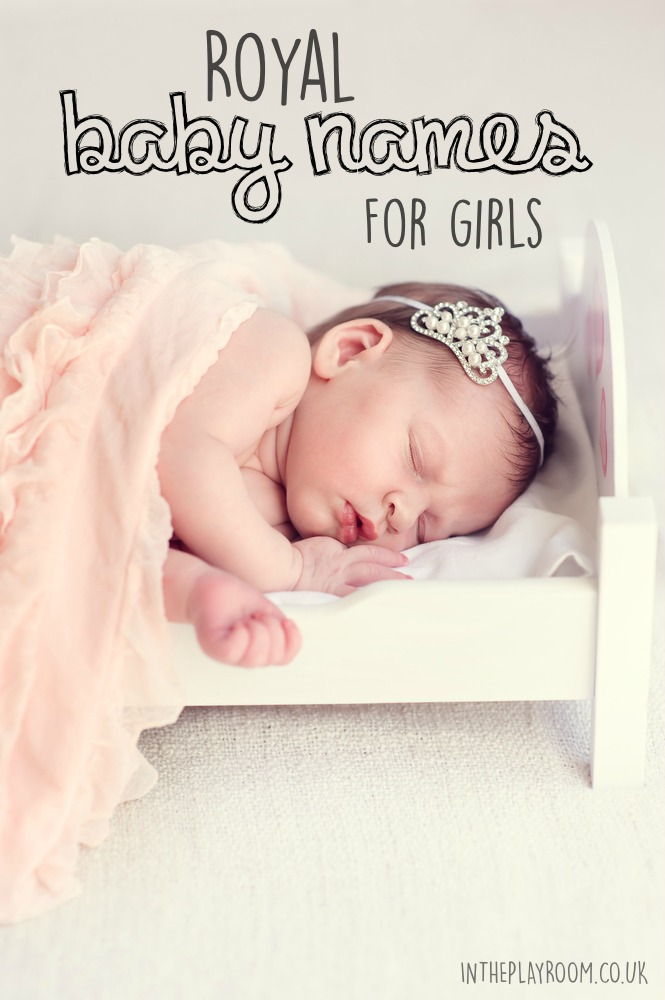 Royal Baby Names for Girls