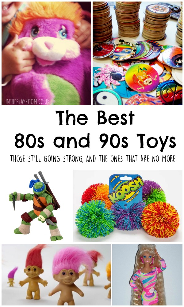 The Best 90s Toys That Are Still Going Strong