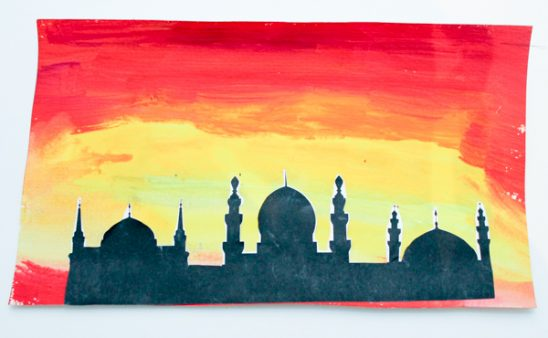 13 Creative Mosque Crafts to Make with Kids