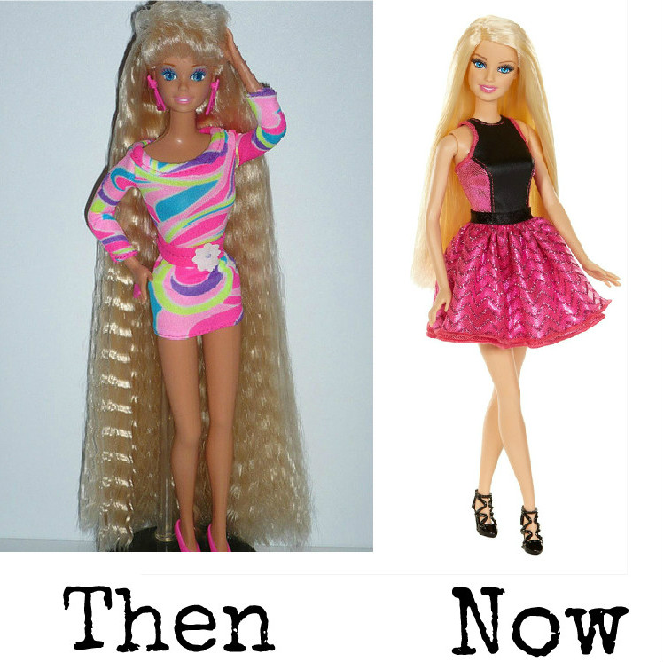 barbiecollage