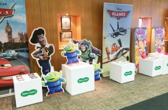 New Range of Disney and Marvel Glasses for Kids at Specsavers