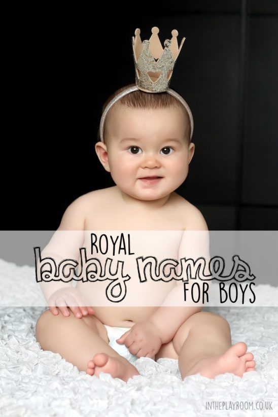 Royal Baby Names for Boys