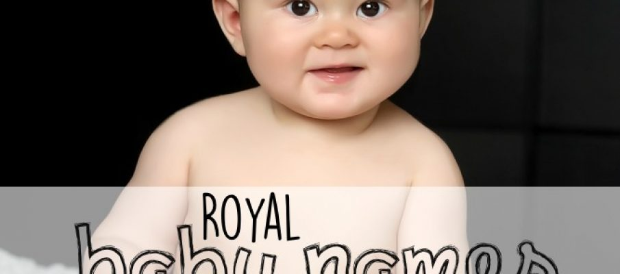 royalbabynamesforboys