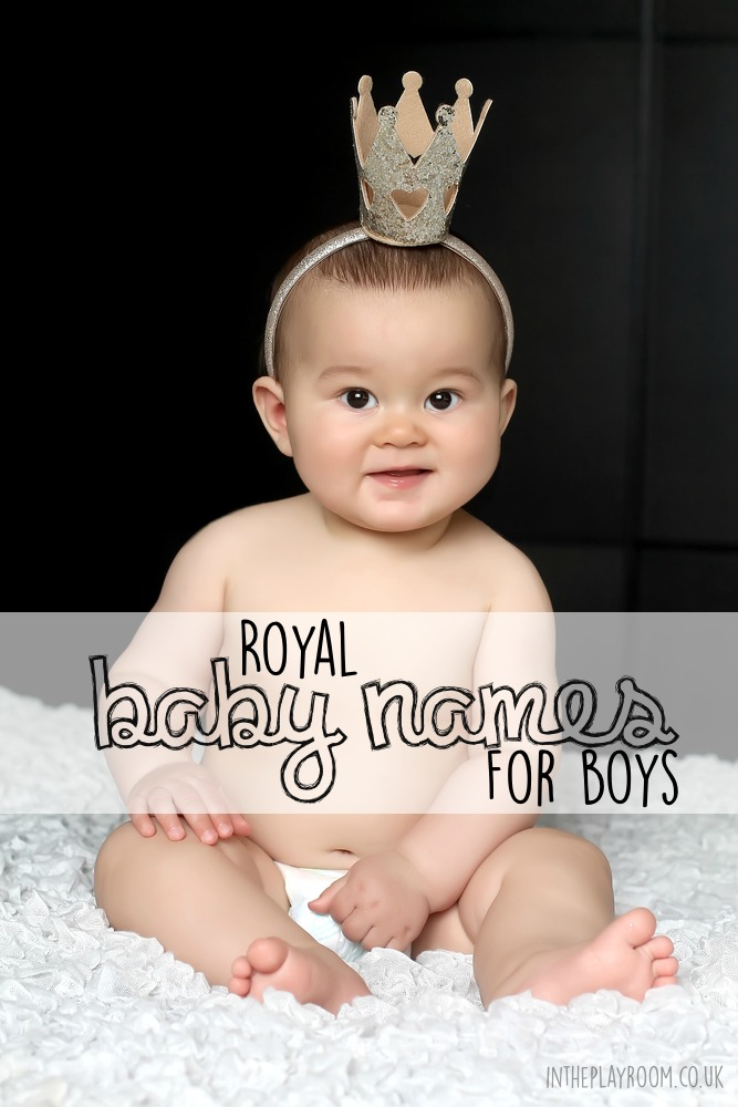 Royal Baby Names for Boys