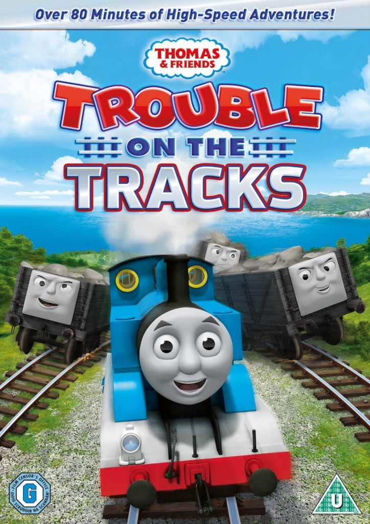 Thomas and Friends New DVDs