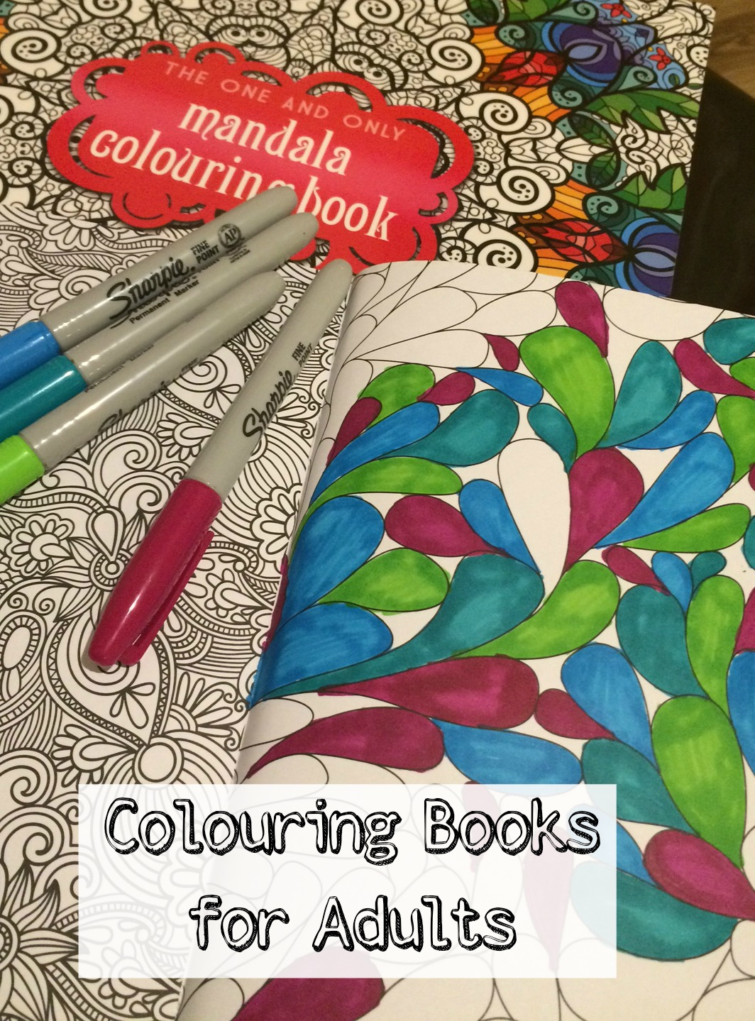 COLOURINGadults