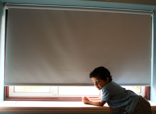 Child Safe Cordless Roller Blinds Review Amp Giveaway In