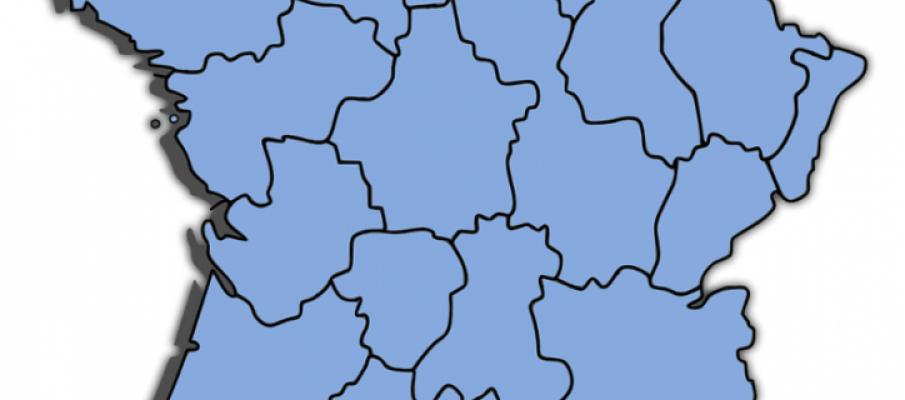 Label-France-Map
