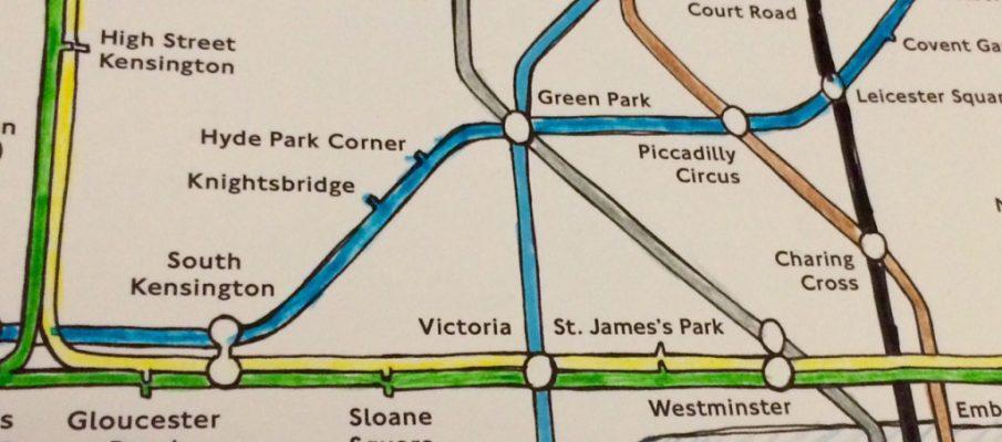 colouring-london-tube-map