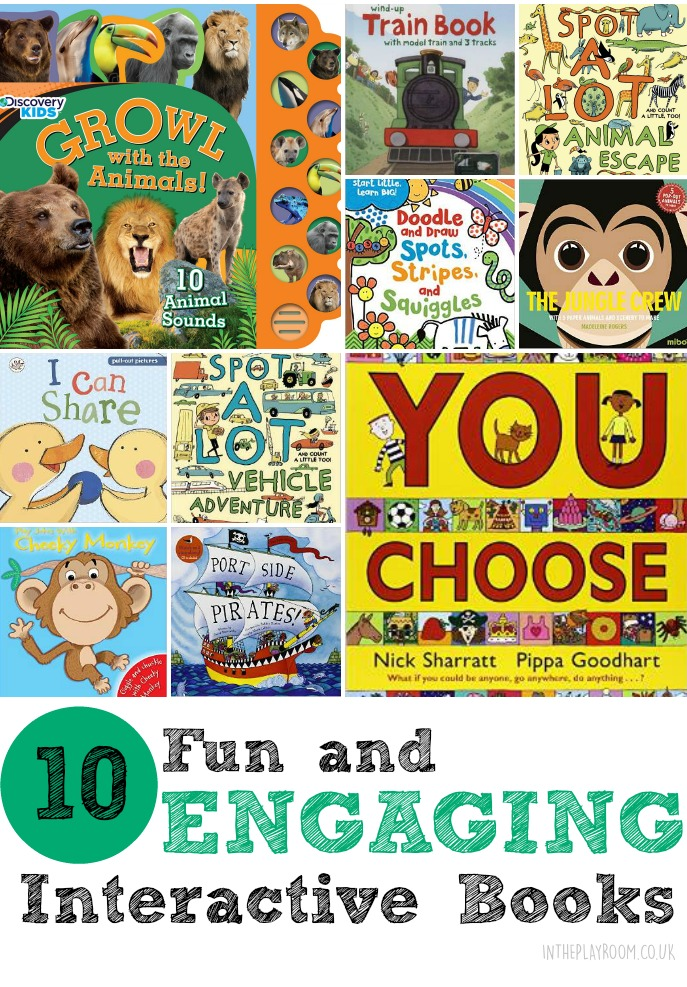 fun and engaging books