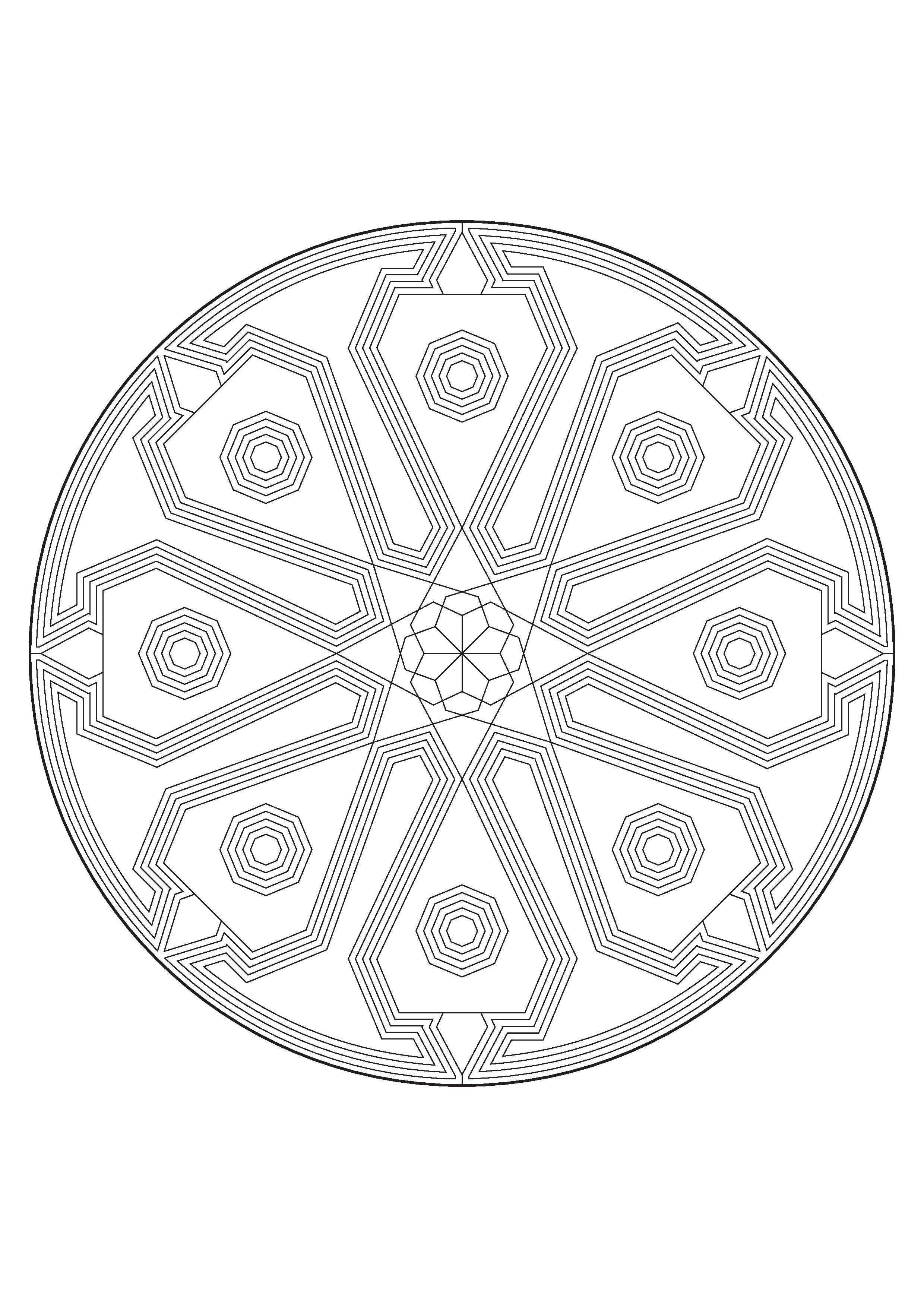 mandala coloring-page-002
