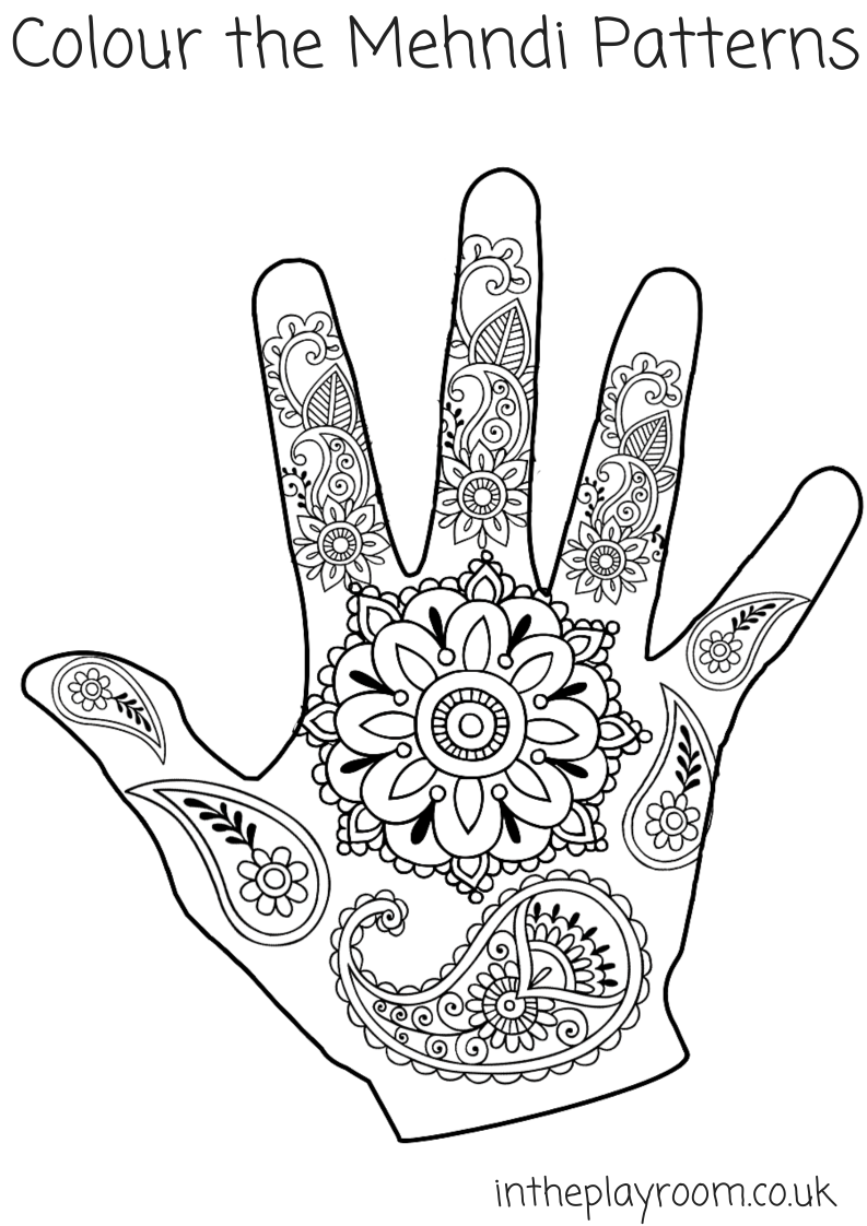 Eid colouring in sheets - Eid Colouring In Sheets