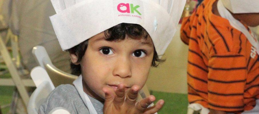 Anna Marikar - Annabel Karmel Family Cooking App Launch 4