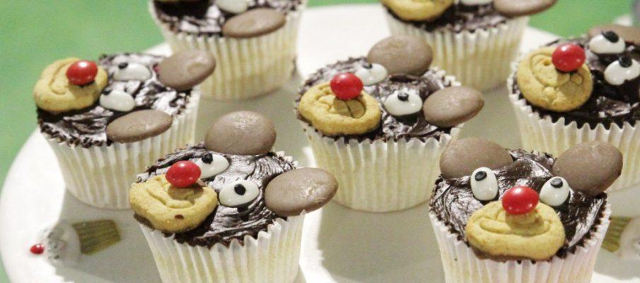 Annabel's Teddy Bear Cupcakes