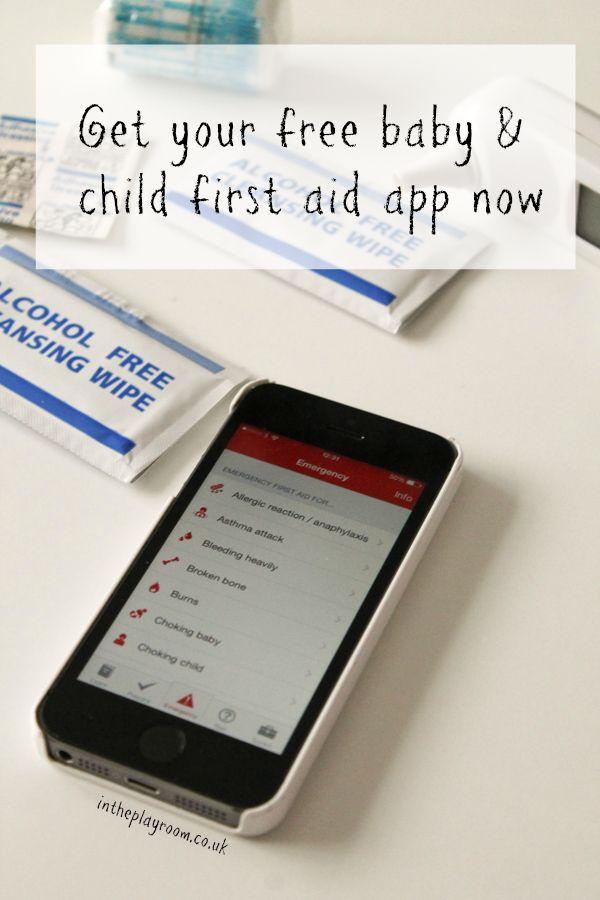 FIRST-aid-app